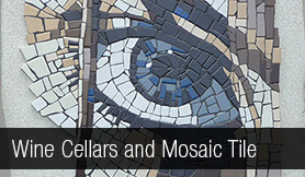 Wine Cellars and Mosaic Tile Thumbnail