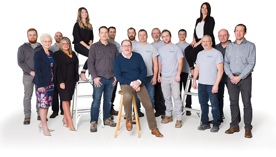 Meet our award winning team. We Build it Better
