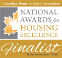 2016 CHBA National Awards for Housing Excellence