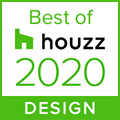 2020 Houzz Best in Design Award
