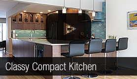 Classy Compact Kitchen video
